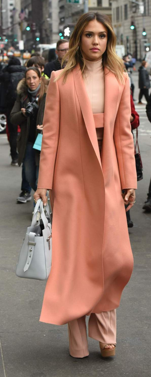 Jessica Alba - Out and about in Manhattan March 10-2015 006