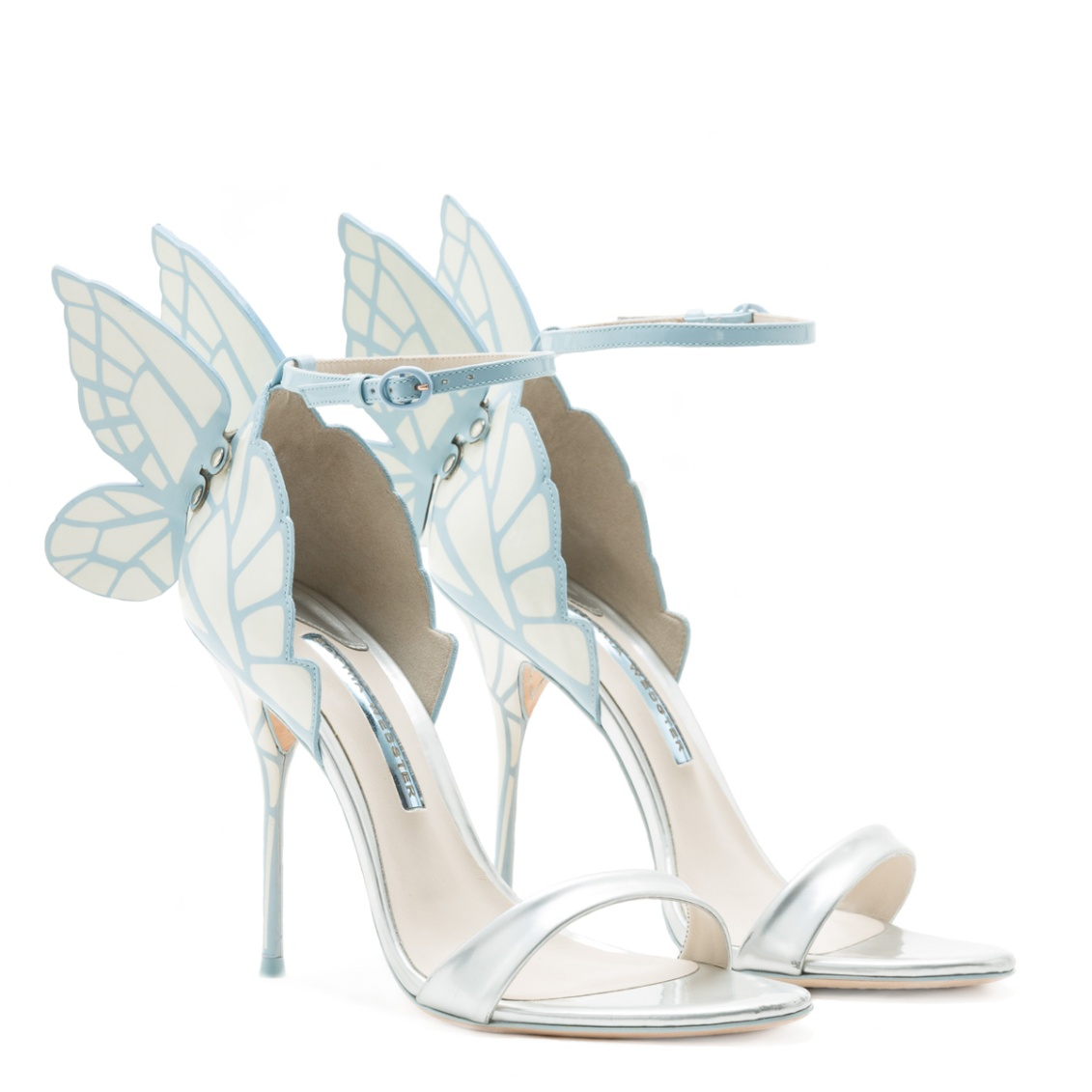 Sophia Webster Bridal Chiara Ice Sandal 2-1