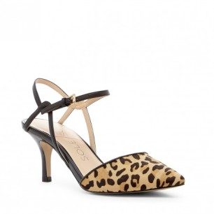 Sole Society Rima Leopard