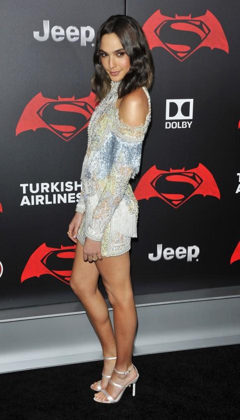 Gal Gadot attends the 'Batman V Superman Dawn Of Justice' N.Y. Premiere_14