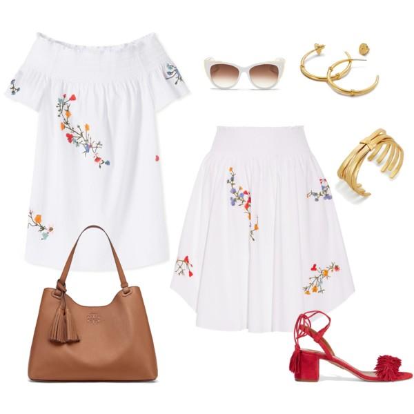 Florals & Fringe