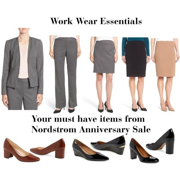 Work Wear Essentials Nordstrom AnniversarySale!