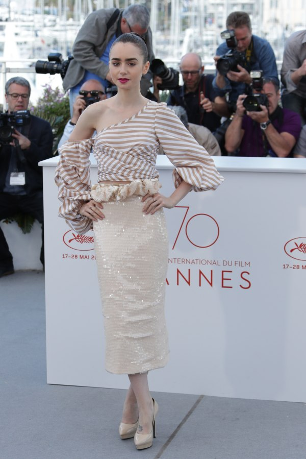 Okja photocall, 70th Cannes Film Festival 2017, Cannes, France - 19 May 2017