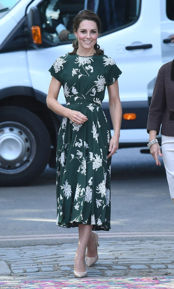 Royal Style: Duchess OfCambridge