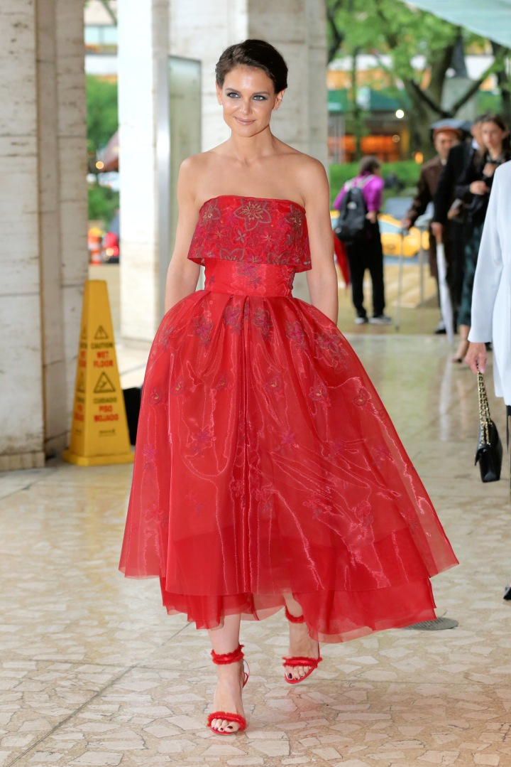 Look Of The Day: KatieHolmes